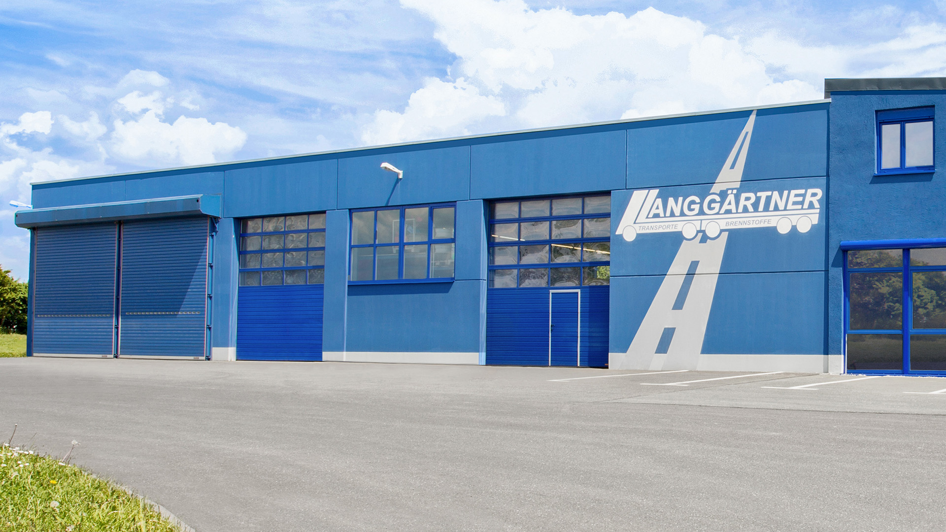 Spedition Langgärtner